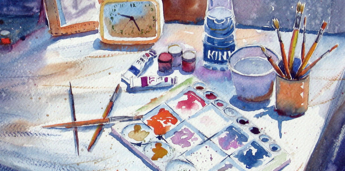 Approach to Watercolour Painting for Beginners Explained