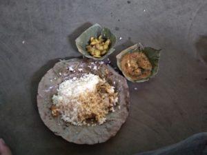 Lunch Menu at Guru's place