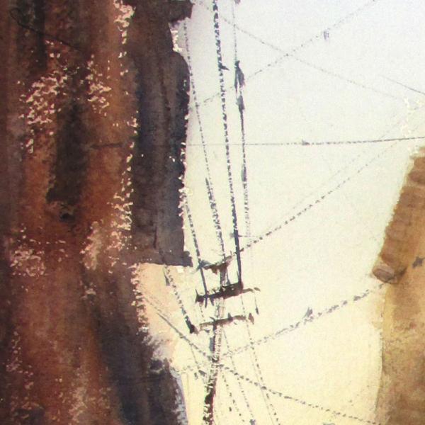 Light Begins at Vrindavan Detail 2