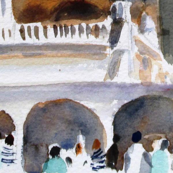 Mysore Palace Detail 2