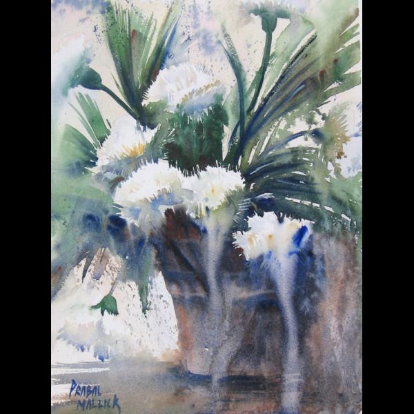 Nine Carnations II