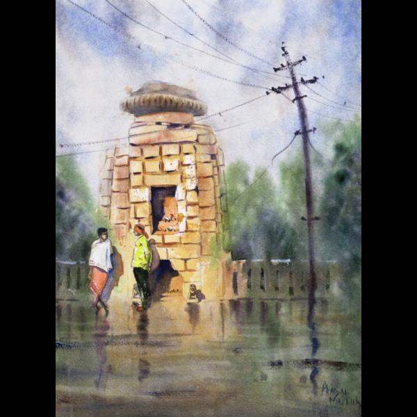 Temple City II