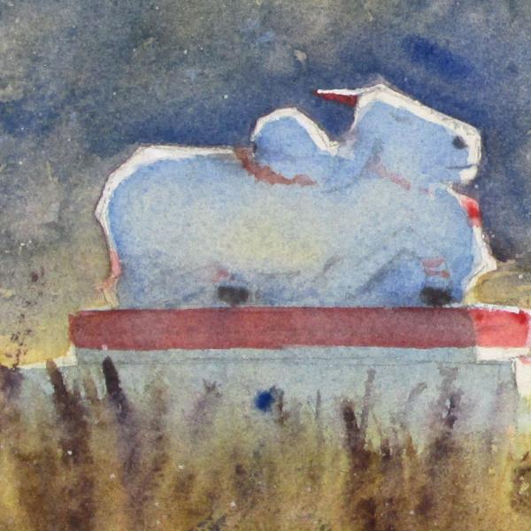 Winter Light II Detail 1